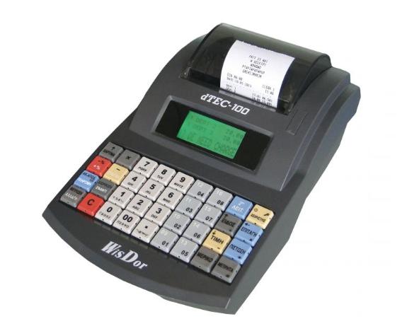 Ταμειακή Μηχανή Datatec D Tec-100